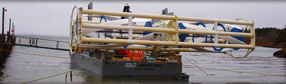 Marine Renewable Energy Collaborative (MERCo) Project