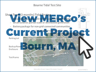 Power System Integration, Bourne Tidal Test Site