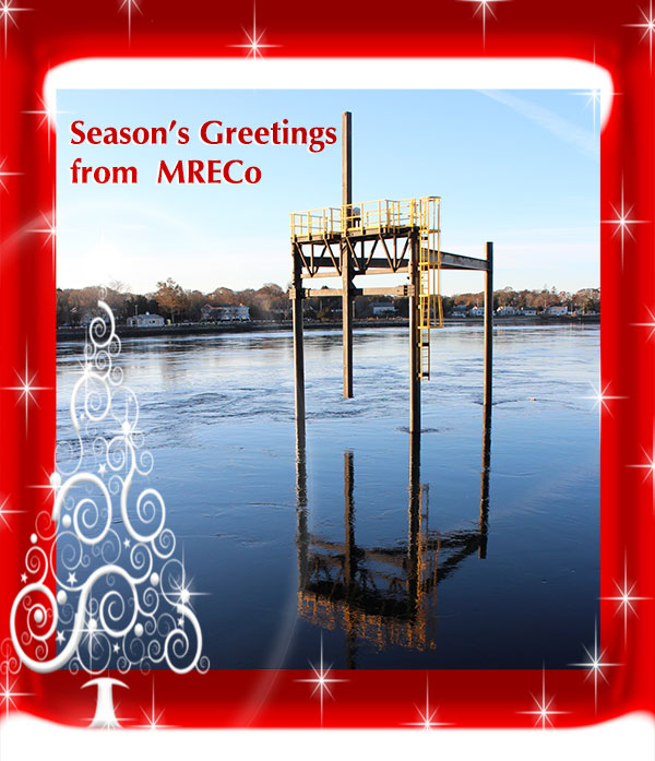 December 12, 2017 - Holiday Greetings from the Crew at MRECo